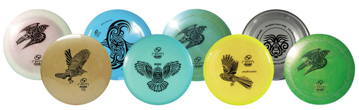 Grand Prize, A collection of discs from RPM