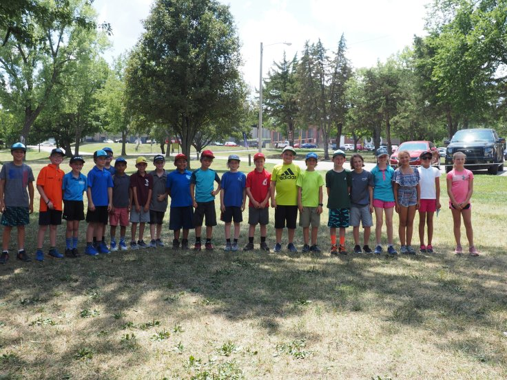 Juniors ready to compete at Hammond Park