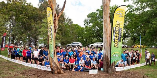 2018 Australian Disc Golf Championships
